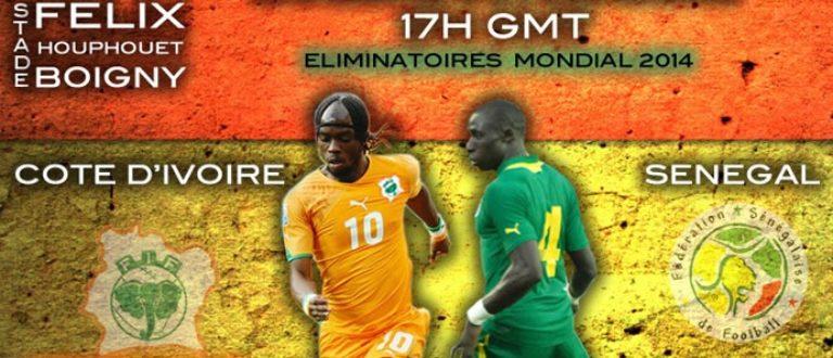 Article : Abidjan : Les Sénégalais ont chaud.