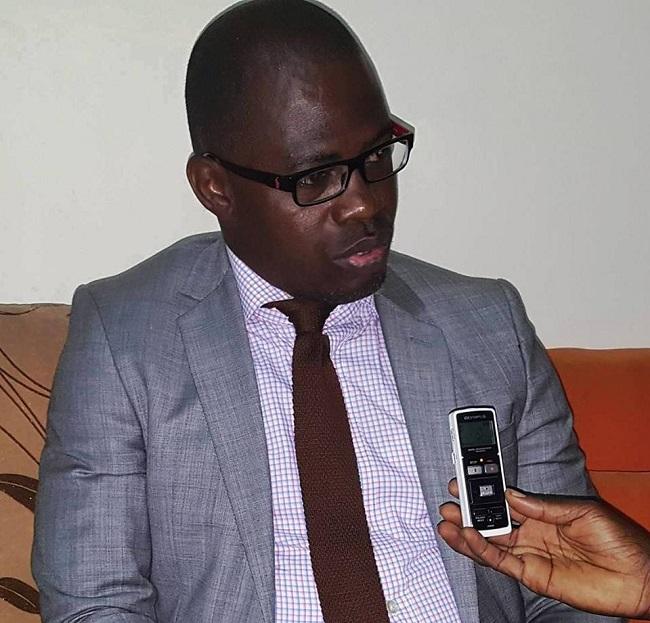 Kader DOUMBIA , Secrétaire Général du FED