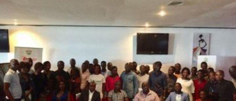 Article : Les blogueurs ivoiriens de l'UNBCI échangent avec la CAIDP