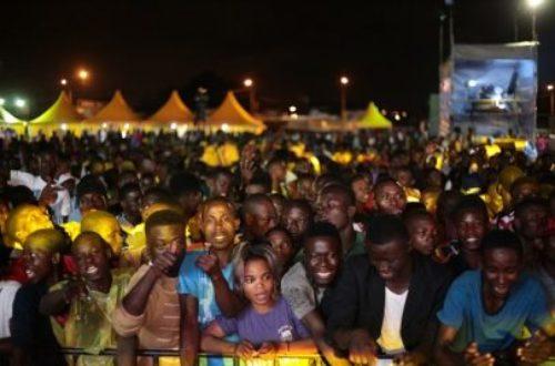 Article : Musique : 3 jours de folie au MTN Festi coupé-décalé