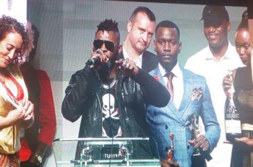 Article : meilleur artiste coupé-décalé, DJ Arafat élu pour la 2ème fois
