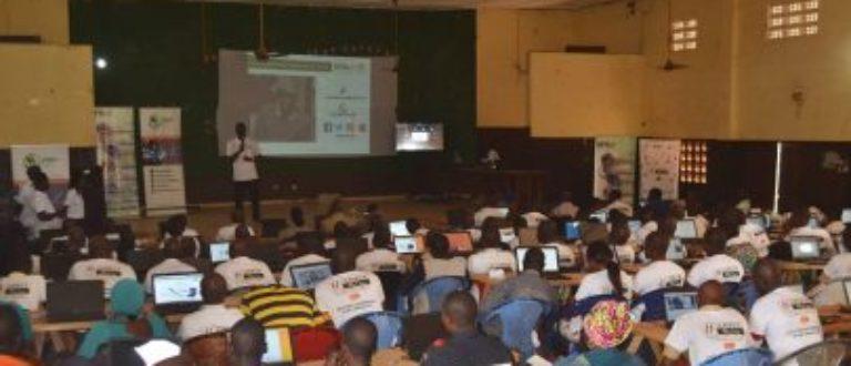 Article : ANSUT Blog Camp: la caravane est passée à Daoukro